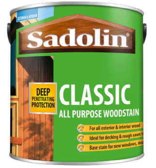 Classic All Purpose Woodstain